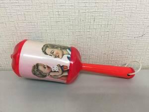 昭和レトロ セルロイド ガラガラ 23.5cm 当時物 珍品 レア おもちゃ屋さん 蔵出し 未使用   A8.2