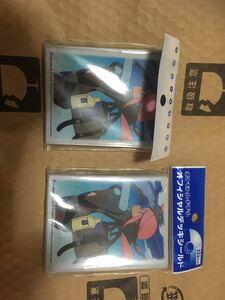 ポケモンカードゲーム オフィシャルデッキシールド フウロ ポケットモンスター 2個セット