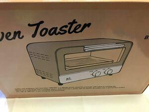 ブルーノ オーブントースター BOE052 ウォームグレー