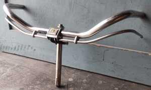 日東 NITTO 実用自転車 ハンドル ツバメ スワロー 実用車 昭和自転車 レトロ自転車