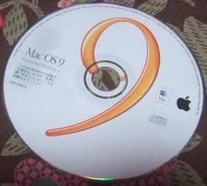★Mac OS 9。