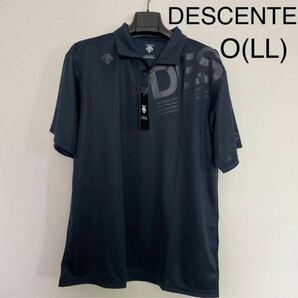 デサント メンズ 半袖機能ポロシャツ ポロシャツ DX-C0765AP 新品 サイズO LL 半袖