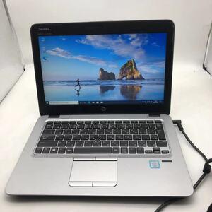 office 2019/Win10/HP/EliteBook 820 G3/第六世代 Core i5/メモリ4GB/新品 SSD 240GB/12.5インチ/無線/①