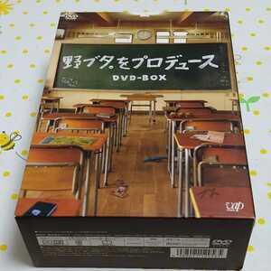 【動作確認済み】野ブタ。をプロデュース DVD-BOX〈5枚組〉