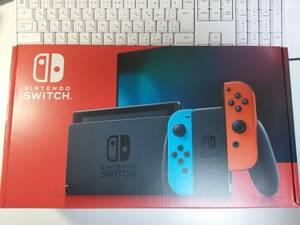 ■新品未開封■Nintendo Switch ネオン ニンテンドー スイッチ 任天堂 本体 2021/7/10購入品 保証印有■