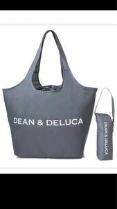 ディーン&デルーカ ☆レジカゴ買い物バッグ&保冷ボトルケース