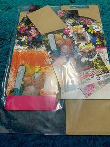 チェンソーマン ジャンプコミックス全巻収納BOX 特製しおり5枚付き +チェンソーマン1〜11巻未開封セット