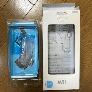 Wii ヌンチャク 空箱