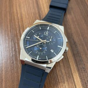 カルバンクライン 腕時計 K8Q371CN