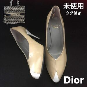 Christian Dior クリスチャン・ディオール パンプス サイズ6 ヒール