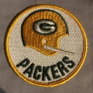 ワッペン 刺繍ワッペン PACKERS グリーンベイ・パッカーズ アメカジ 刺繍アメフト NFL フットボール