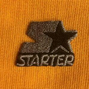 ワッペン アイロンワッペン STARTER BLACK LABEL スターターブラックレーベル 星 刺繍ワッペン