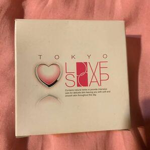 東京ラブソープ TOKYO LOVE SOAP デリケートゾーン ソープ 石鹸 ボディソープ