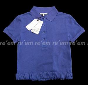 国内正規品★CARVEN カルヴェン 2013 13 SS クルーズ ポロシャツ Tシャツ S サイズ POLO T-SHIRT BLUE ブルー デザイン ポロ クロップド