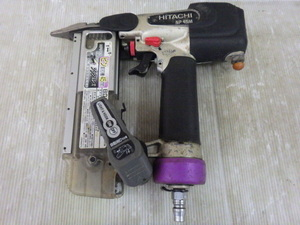 中古 日立工機 45mmピン釘打機 NP45M 新でん