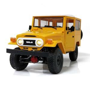 【激安価格】全2色 2480 WPL C34KM 1/16メタルエディションキット4WD 2.4Gバギークローラー オフロード ラジコン【領収書発行可能】