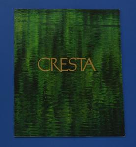 トヨタ  クレスタ TOYOTA CRESTA MX83 1990年8月 カタログ 旧車 価格表・用品カタログ付き【T2109】