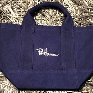 RonHerman ミニトートバッグ ネイビー 新品未使用品
