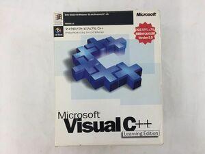 L871 Microsoft マイクロソフト ビジュアル C++ ラーニングエディション 630