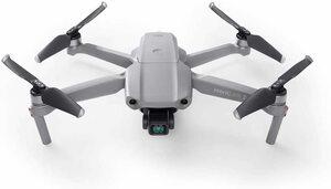 カメラ性能抜群 DJI Mavic Air 2 コンボ ドローン 4K 8K フライト時間約34分 空撮 4K 60fps 動画 4800万画素 静止画 最大68 km/h 高速飛行
