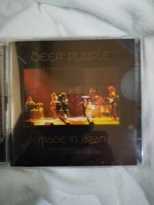 DEEP PURPLE  MADE IN JAPAN25周年記念盤