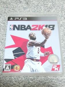 PS3 NBA2K18