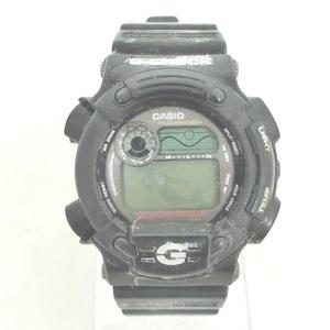 カシオジーショック CASIO G-SHOCK DW-8600 フィッシャーマン ウォッチ 腕時計 デジタル 黒 ブラック 1628 0707 メンズ