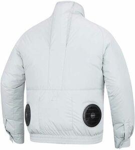 2021年 空調服 作業着 空調作業服 空調風神服 ファン バッテリー セット 熱中症対策 ブルゾン 綿メンズ 酷暑 サイズ選択S-4XL