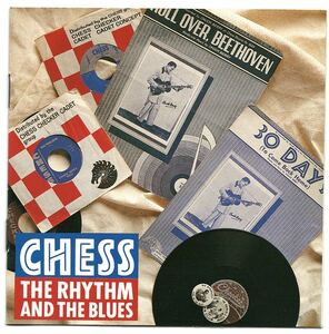 Chess The Rhythm And The Blues