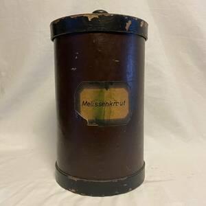 アンティーク フランス イギリス スパイスボックス ソーイングボックス ドロワー 引き出し 骨董 薬品瓶 ビンテージ 店舗什器