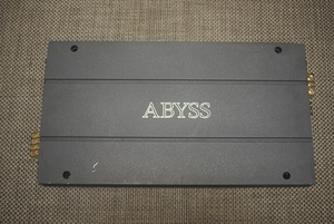 ABYSS 4chアンプ中古