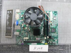 G41T-AD V:1.1 15-R22-011190 CPU,メモリ付きマザーボード メンテナンス前提   F128
