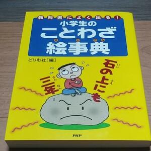 小学生のことわざ絵事典 : 教科書によく出る!