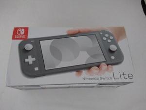 【北米版】ニンテンドースイッチライト グレー Nintendo Switch Lite Gray