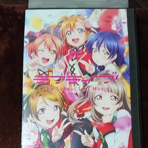 ラブライブ! The School Idol Movie DVD