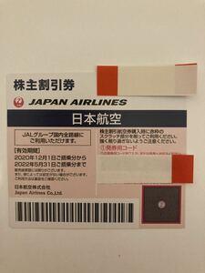JAL 株主優待 日本航空