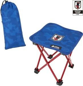 軽量コンパクトチェア サッカー日本代表ver. チェア コンパクトチェア アウトドアチェア イス 椅子 いす アウト