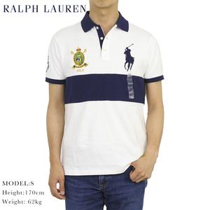 新品 アウトレット 3338 Lサイズ 半袖 シャツ polo ralph lauren ポロ ラルフ ローレン ビッグポニー 鹿の子