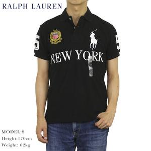 新品 アウトレット 3370 Mサイズ 半袖 シャツ polo ralph lauren ポロ ラルフ ローレン ビッグポニー 鹿の子