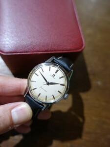 オメガ OMEGA 30mm シーマスター アンティーク 60's 美品 時計