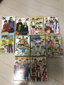テニスの王子様DVDまとめ売りセット