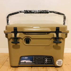 アイスランドクーラーボックス Iceland 20QT サンドカラー サイズ20 新品