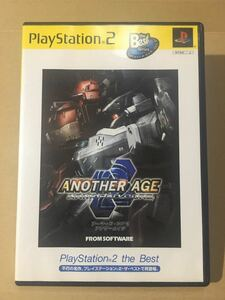 【PS2】 アーマード・コア2 アナザーエイジ [PlayStation2 the Best]