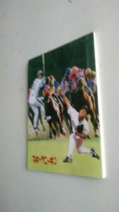 中古品です。スポーツニッポン ご購読 サービスのメモ帳、数枚は少ないかも分かりません、ほぼB6版です、状態は写真を参考にして下さい。
