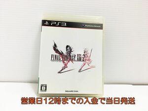 【1円】PS3 ファイナルファンタジーXIII-2 ゲームソフト 1A0608-153sy/G1