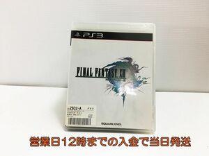 【1円】PS3 ファイナルファンタジーXIII ゲームソフト 1Z005-681sy/G1