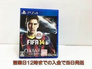 PS4 FIFA 14 ワールドクラス サッカー 状態良好 ゲームソフト 1Z006-434sy/G1