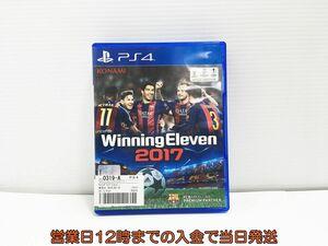 PS4 ウイニングイレブン2017 状態良好 ゲームソフト 1Z015-372sy/G1