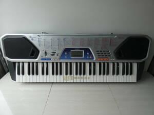 ◎CASIO  カシオ  電子キーボード  CTK-481 キーボード  電子ピアノ  動作確認済  z01487