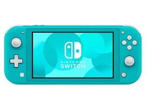 ♪任天堂 Nintendo Switch Lite スイッチライト ターコイズ HDH-S-BAZAA 購入日2021年4月9日♪未使用品
